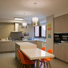 cocina: Cocinas de estilo  por Thomas Löwenstein arquitecto