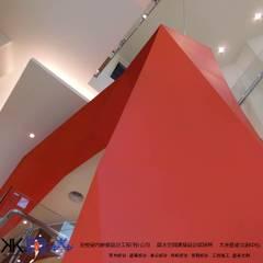 京悅設計 - 立督科技集團總部 再造  Reengineering:  辦公大樓 by 京悅室內裝修設計工程(有)公司|真水空間建築設計居研所
