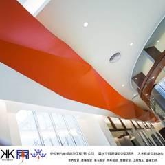 京悅設計 - 立督科技集團總部 再造  Reengineering:  展覽中心 by 京悅室內裝修設計工程(有)公司|真水空間建築設計居研所