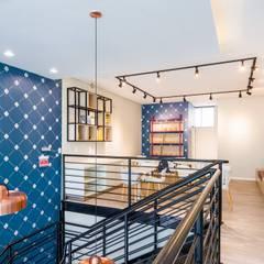 AH! Cucaria: Espaços gastronômicos  por Laboratório Treze Arquitetura + Design