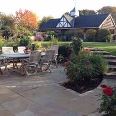 A Cheshire Country Garden:  Garden by Charlesworth Design