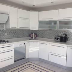LEGNA DECOR  – MUTFAK:  tarz Mutfak, Modern İşlenmiş Ahşap Şeffaf