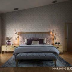 Moderne Schlafzimmer Von MARIANGEL COGHLAN
