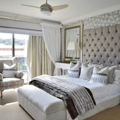 Bedroom Interiors:  Bedroom by Carne Interiors, Classic
