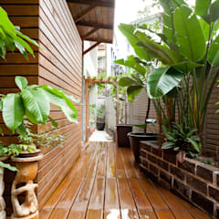 Garden by 芸采創意空間設計-YCID Interior Design, Tropical