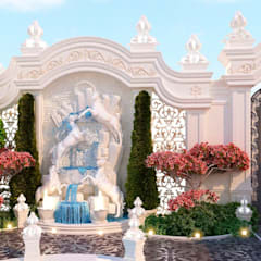 ​  Best Landscaping ideas of Katrina Antonovich:  Houses by Luxury Antonovich Design, Mediterranean