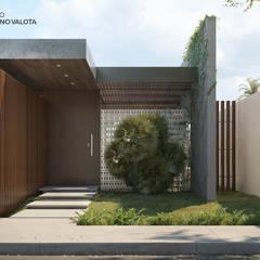 PROJETO GEGI: Casas clássicas por STUDIO JORDANO VALOTA