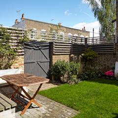 Stoke Newington:  Garden by House of Sylphina