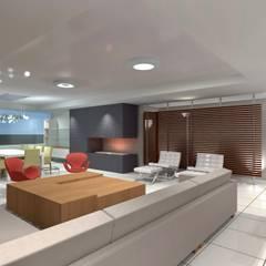 غرفة المعيشة تنفيذ simon&diseño