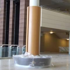 Plamar Mobilya Sanayi Turizm İnşaat ve Tic.Ltd.Şti. – çelik kolon kaplama ve oturma ünitesi:  tarz Kongre Merkezleri