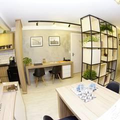 Study/office by Jorge Machado arquitetura