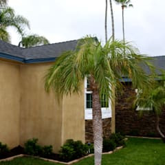 Point Loma Custom House Painting, Refacing, and Staining on Chatsworth: tropical Houses by Procoat Painting