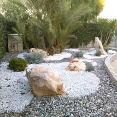 Jardines de estilo  por  landscapeABC studio garden design
