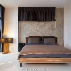 ห้องนอน by homify