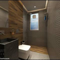 Baños de estilo  por VISIONARY DESIGN
