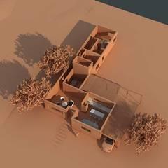 Proyecto 7 Soles Argentina: Casas de estilo minimalista por BENGAL CONSTRUCCIONES