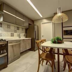 Cozinha: Cozinhas  por Arquiteta Raquel de Castro
