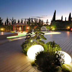 庭院 by  Fernando Pozuelo Landscaping Collection