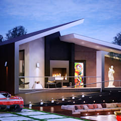 Dom4 (VS-Italy): Дома в . Автор – Apriori Albero