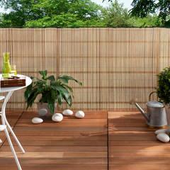 Brise-vue EXEL SPLIT de la marque Nortene: Terrasse de style  par Archi'Tendances.fr