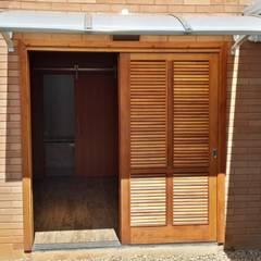 Projeto Casa Sustentável: Janelas   por EKOa Empreendimentos Sustentáveis