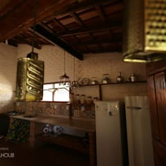 CASA DA FAZENDA Cozinhas coloniais por Mariana Chalhoub Colonial