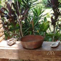 CASA DA FAZENDA: Jardins coloniais por Mariana Chalhoub