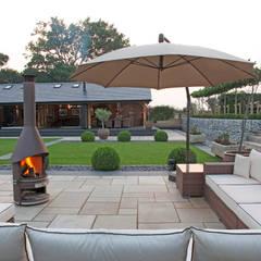 حديقة تنفيذ Charlesworth Design, تبسيطي
