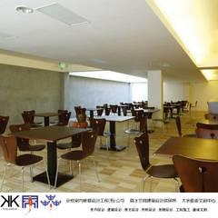 京悅設計 - 成霖集團企業總部Globe UNION Industrial Corp.第一集:  餐廳 by 京悅室內裝修設計工程(有)公司|真水空間建築設計居研所