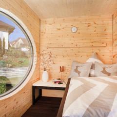 Zinipi:  Schlafzimmer von Freiraum GbR