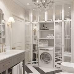 Проект ванной комнаты : Ванные комнаты в . Автор – Катя Волкова