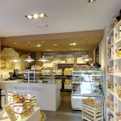 Panadería en Boecillo: Espacios comerciales de estilo  de ac2bcn