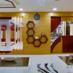 Salas / recibidores de estilo  por Premdas Krishna