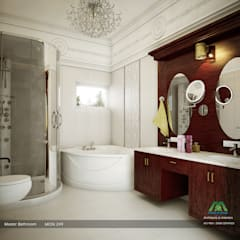 A Victorian Retreat..:  Bathroom by Premdas Krishna