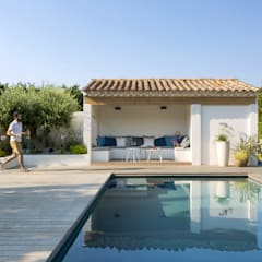 Pool by Agence MORVANT & MOINGEON, Mediterranean