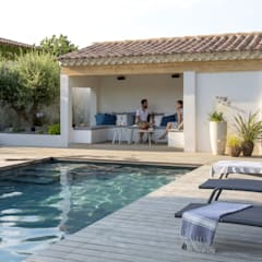 Pool by Agence MORVANT & MOINGEON