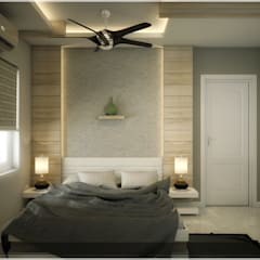 Incredible Amount of Details:  Bedroom by Premdas Krishna