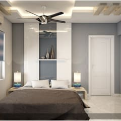 Incredible Amount of Details:  Bedroom by Premdas Krishna