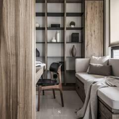 de style  par 理絲室內設計有限公司 Ris Interior Design Co., Ltd., Scandinave