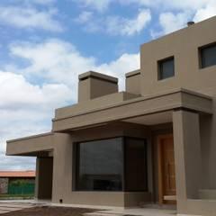 منازل تنفيذ CIVIT & GUTIERREZ  - arquitectura