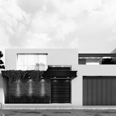 منازل تنفيذ Besana Studio