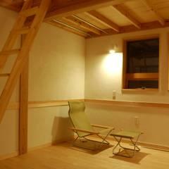 まちの家: 田村建築設計工房が手掛けた子供部屋です。