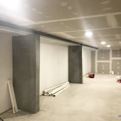 Garage: Garage / Hangar de style  par 3B Architecture
