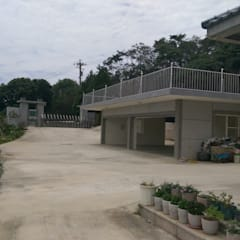 Garage/shed by 小滿工作室