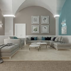 Woonkamer door De Vivo Home Design