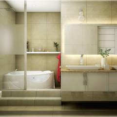 Baños de estilo  por Premdas Krishna