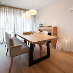Dining room by Deu i Deu