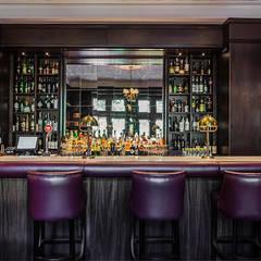 The Farmers Club Whitehall Bar_08:  Bars & clubs by helen hughes design studio ltd