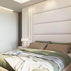 BELGRADE Спальня в эклектичном стиле от ART Studio Design & Construction Эклектичный