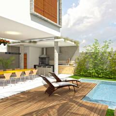 Houses by Macro Arquitetos